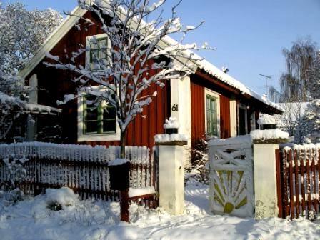 fastighetsskötsel innebär också snöskottning